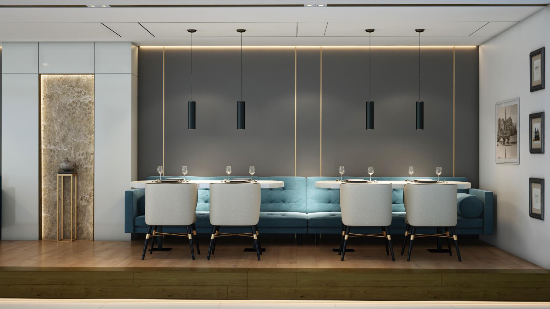 5 star restaurant design